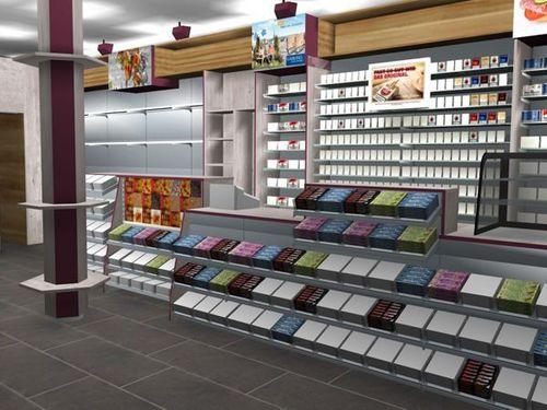 Kioskeinrichtung Kiosk Einrichtung Komplett Von Expert Ladenbau
